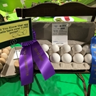 Best of Show farm eggs