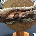 Best of Show wood carving in Sustainable Art