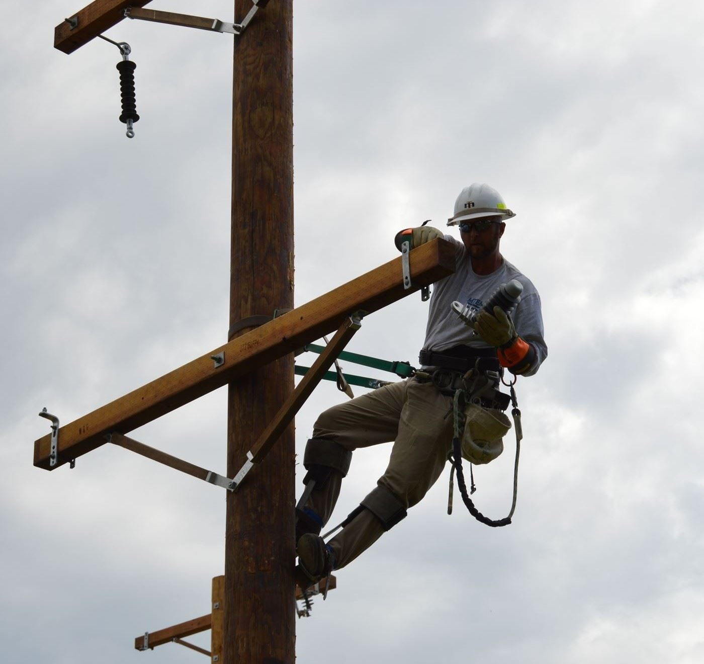 MTEMC Lineman Rodeo Exhibition