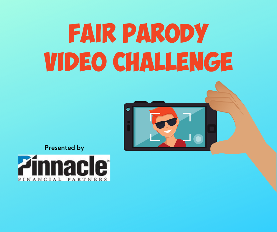 Fair parody video challenge link