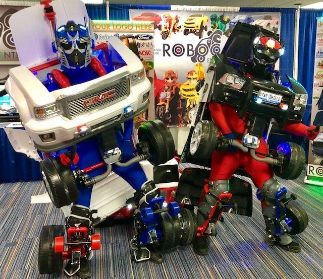 Robocars
