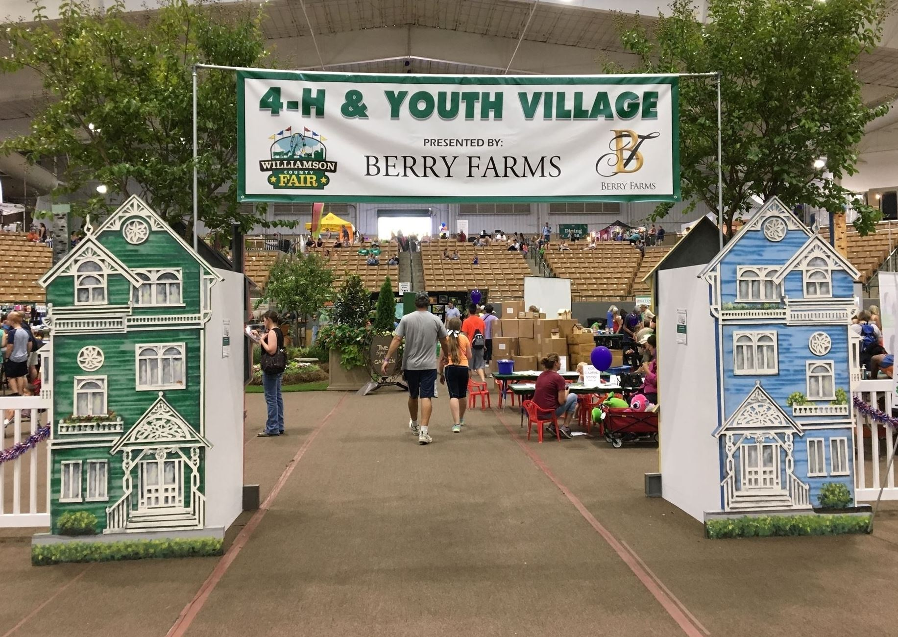 4-H & Youth Village