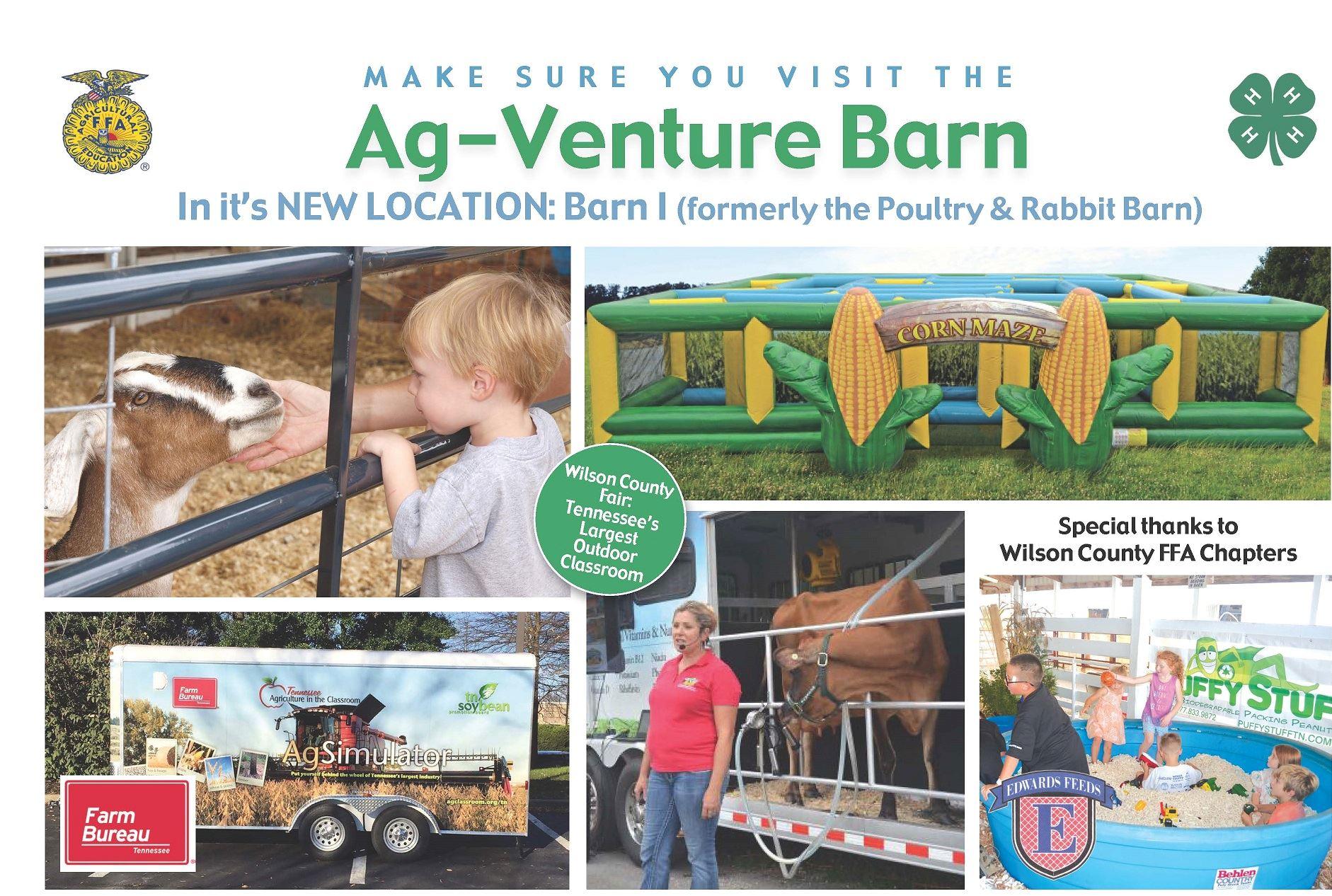 Agventure Barn