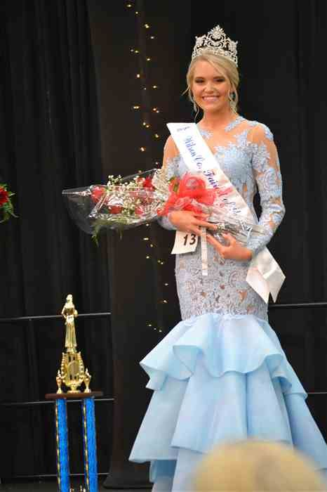 Who Won Tennessee Fairest Of The Fair Pageant 2020.Fairest Of The Fair