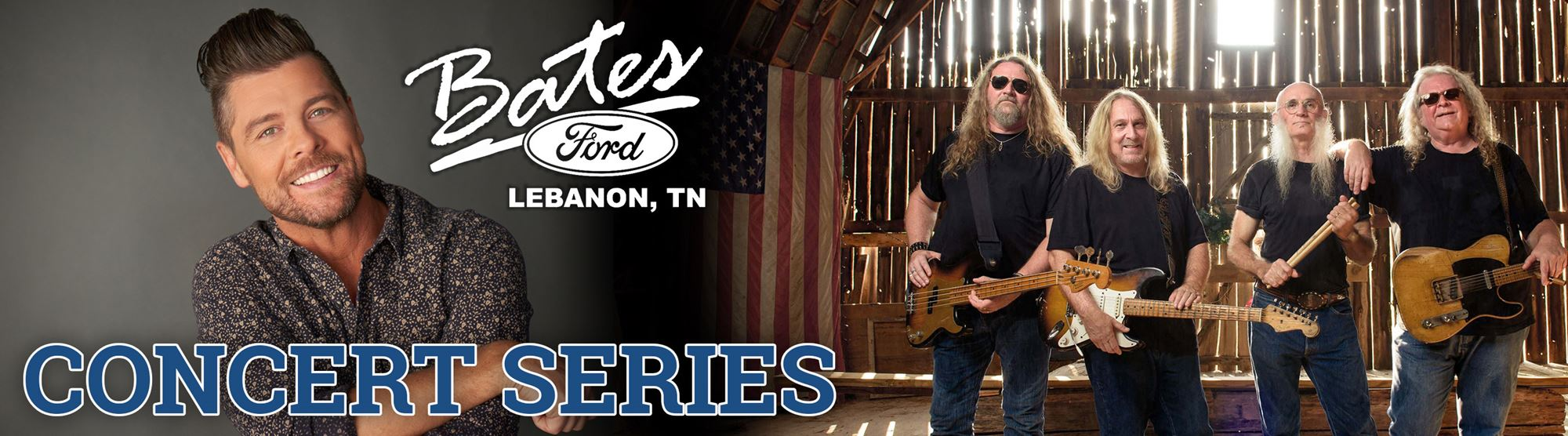 Bates Ford Concert Series