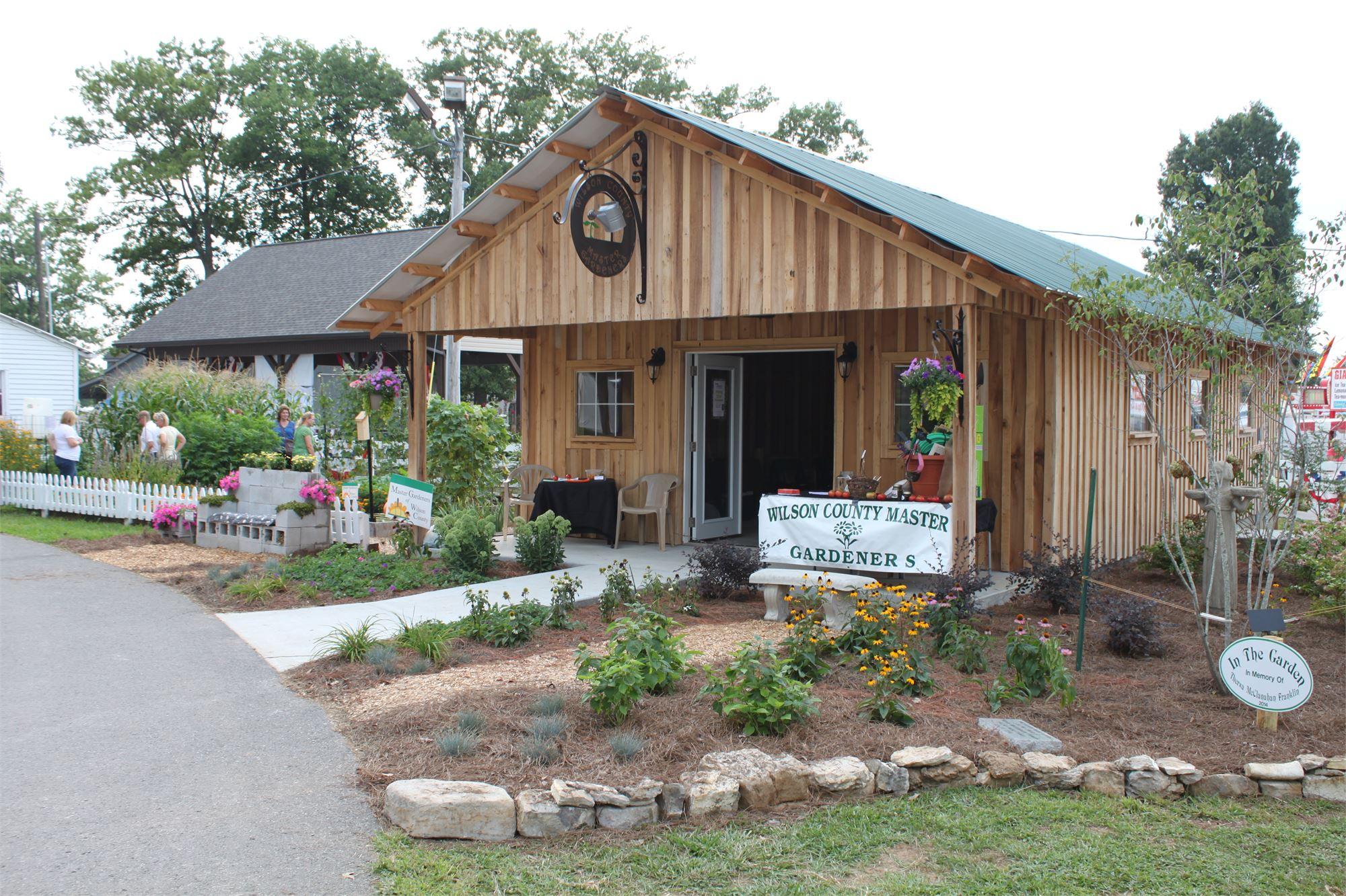 Wilson County Master Gardeners