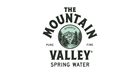 Mountain Valley Spring water