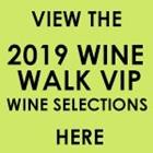 Wine Walk VIP Selections 2019