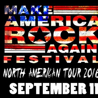 The Tour that TRUMPS Them All: Introducing the Inaugural Make America Rock Again Tour