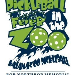 Pickleball Fever in the Zoo - Bob Northrop Memorial Tournament