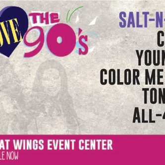 Wings Event Center releases prime seats for I Love The 90's Show