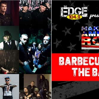 WBXX Presents: Make America Rock Again VIP Barbecue