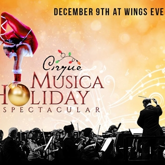 Show Announcement: Cirque Musica Holiday Spectacular