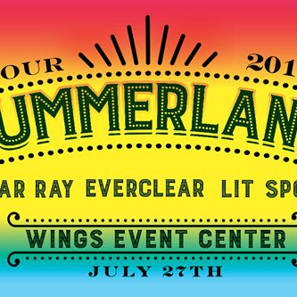 TOMORROW: Summerland 2016