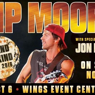Show Announcement: Kip Moore ft. Jon Pardi