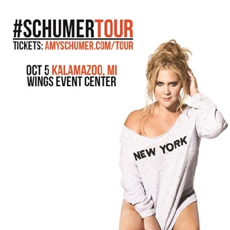 Show Announcement: Amy Schumer LIVE