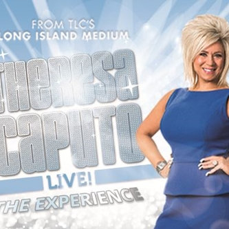 Theresa Caputo Live! The Experience At Wings Stadium Oct. 27
