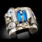industrial steampunk bracelet