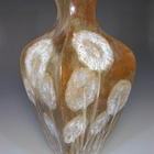 allium bottle vase