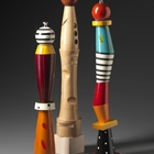 sculptural peppermills