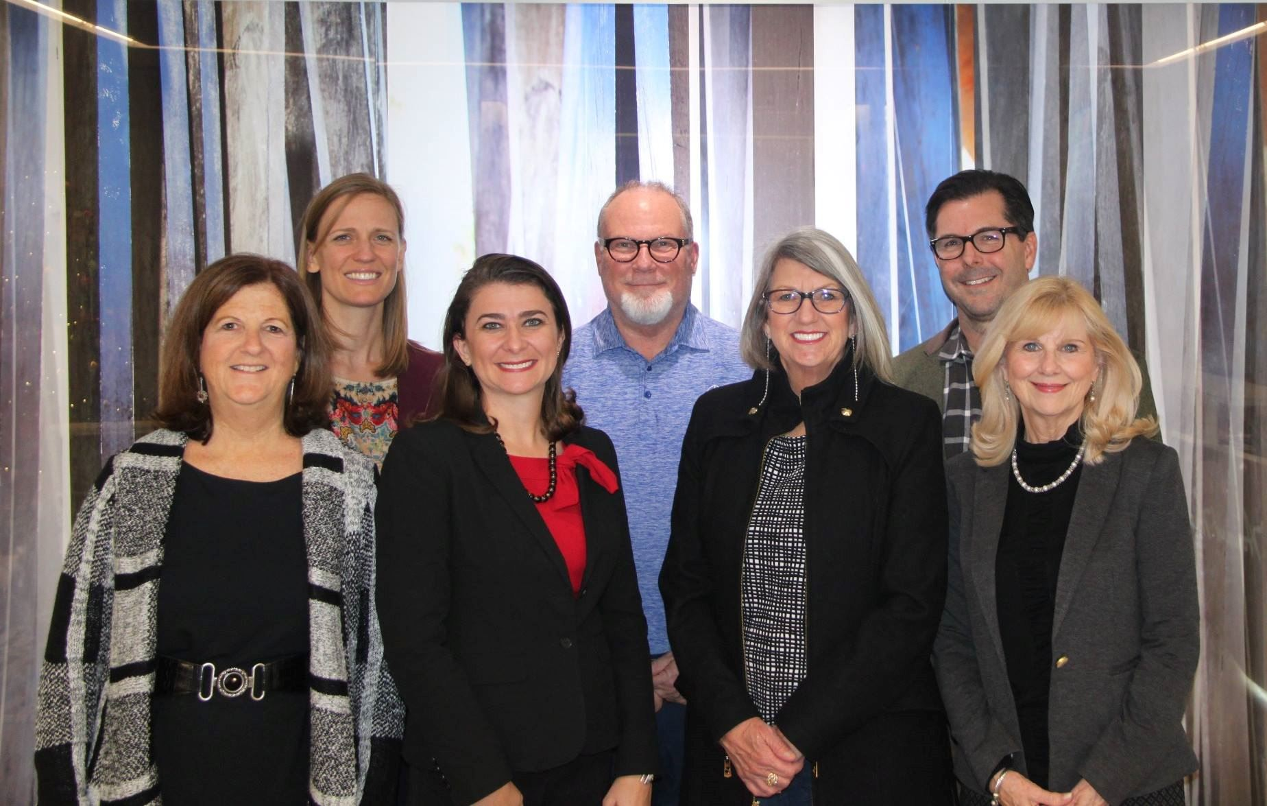 The Woodlands Arts Council Board members