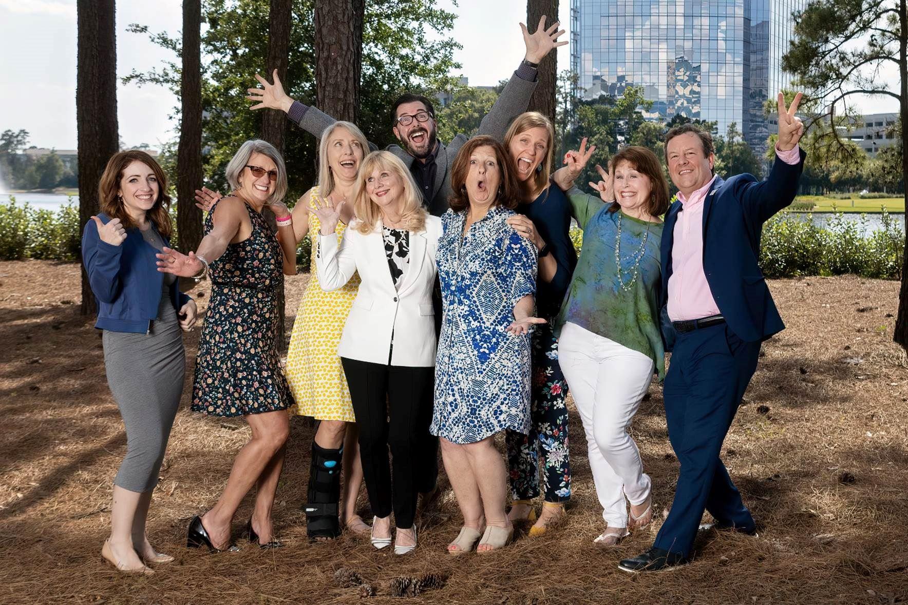 The Woodlands Arts Council Board of Directors