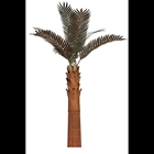 palm tree sculpture