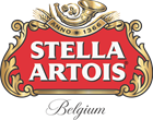 stella red and gold crown logo