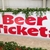 Beer Tickets Pre-Sale