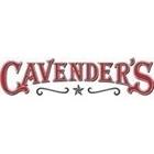 Cavender's Boot City - Chute Gate Sponsor