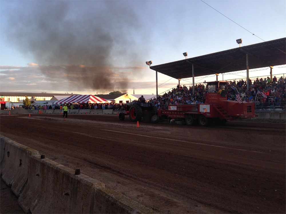 2014 Tractor Pull