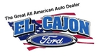 Corporate Sponsor - El Cajon Ford