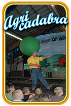 Brad Matchett  presents Agridabra