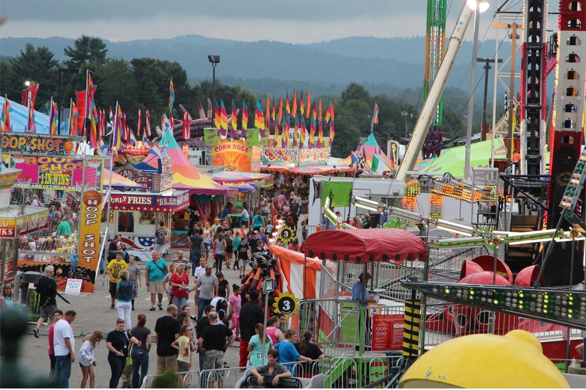 Tn State Fair 2020.Mountain State Fair